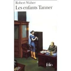 robert walser,les enfants tanner,folio,gallimard,traduction,allemand,jean launay