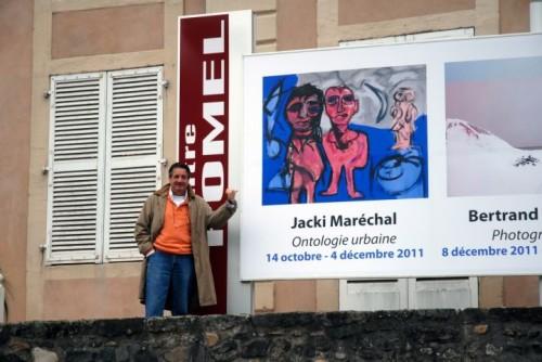 peinture,jacki maréchal,Salles muséales Jean Hélion,issoire,blog littéraire de christian cottet-emard