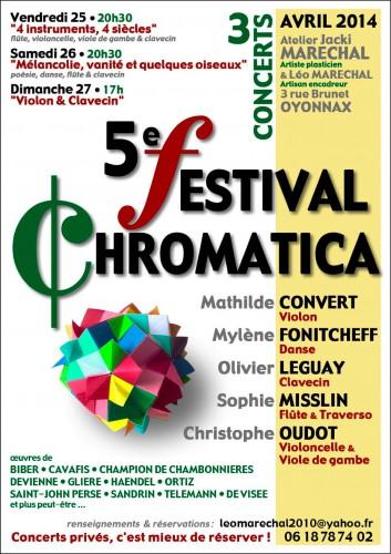 festival chromatica,musique,oyonnax,ain,rhône-alpes,france,blog littéraire de christian cottet-emard,