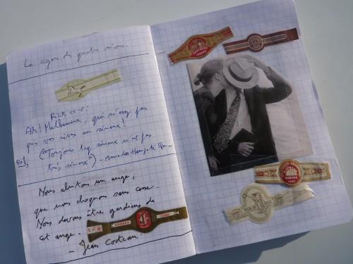 christian cottet-emard,carnet,arte,antonio tabucchi,gustav mahler,