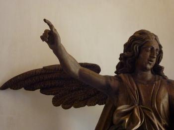 noël,ange,bonne nouvelle,fête chrétienne,occident,blog littéraire de christian cottet-emard