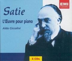 erik satie,aldo ciccolini,christian cottet-emard,blog littéraire,piano,intégrale piano satie,emi classics