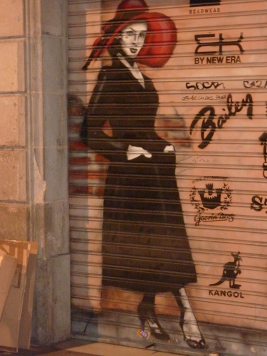 barcelone,promenade,apparitions,voyage,carnet-photo,image,blog littéraire de christian cottet-emard,espagne,rues
