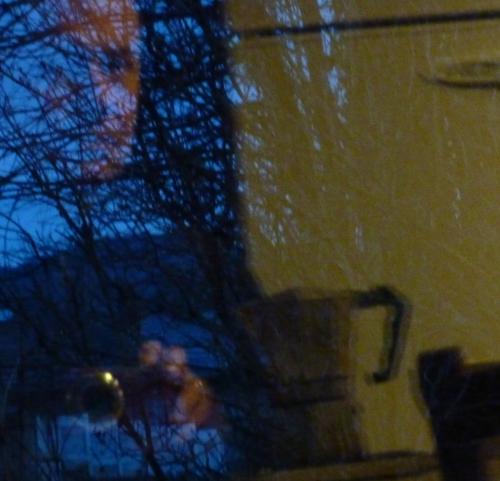 Vie,quotidien,reflet,photo,carnet photo,blog littéraire de christian cottet-emard,objectif,vitre,petit déjeuner,lyon,rhône,rhône-alpes,france,viry,jura,christian cottet-emard,songe,rêverie,vie quotidienne,instant,instantané,improvisation,image,Noël,rue,décoration,fête,arbre,cafetière,cafetière italienne,churchill