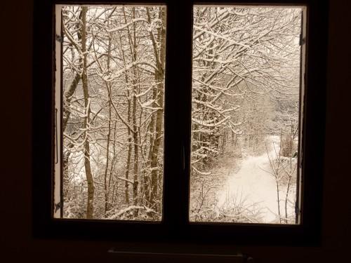 bureau,fenêtre,jour,nuit,photo,blog littéraire de christian cottet-emard,reflet,intérieur,extérieur