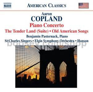 chanson,old american songs,aaron copland,naxos,st charles singers,elgin symphony orchestra,robert hanson,blog littéraire de christian cottet-emard,musique,chant